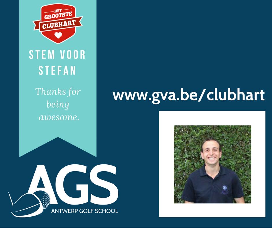 clubhart AGS Stefan Cramers