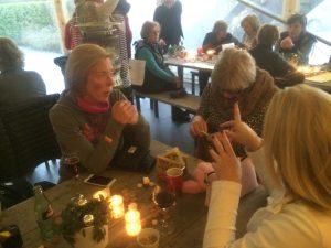 Ladies AGS - Sinterklaaswedstrijd